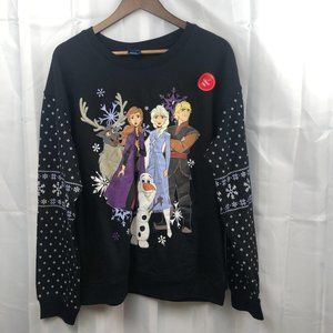 Disney Frozen 2 Light up Sweater